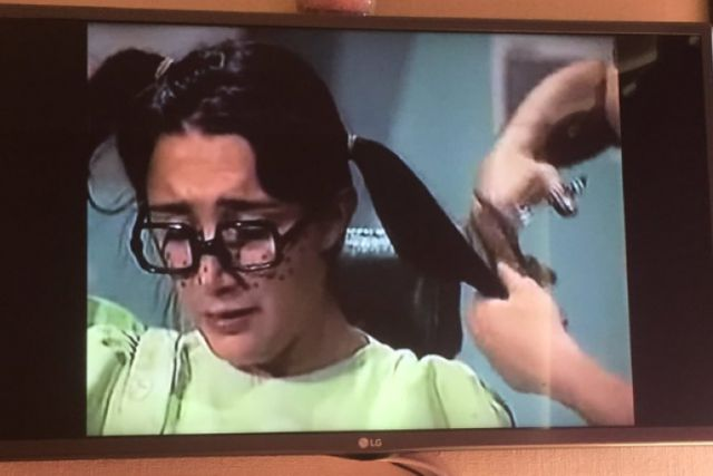 Edgar Vivar revela la verdad sobre el corte de pelo de la Chilindrina