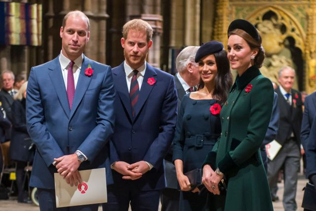 ¡Los humilla! El príncipe William manda indirecta a Meghan y Harry