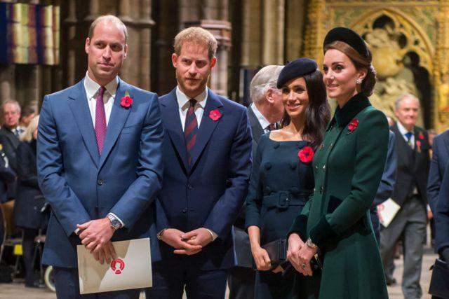 ¡Los humilla! El príncipe William manda indirecta a Meghan y Harry