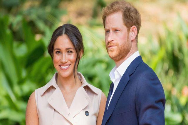 Meghan de Sussex niega al príncipe Harry ver a su padre el príncipe Carlos por coronavirus