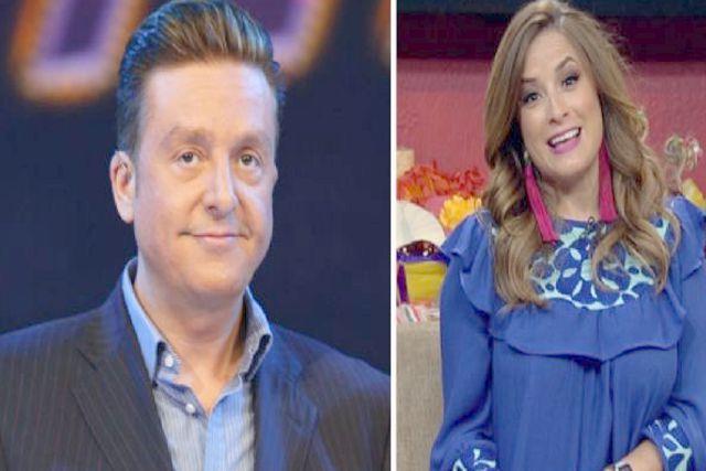 Daniel Bisogno y Linet Puente ponen en aprietos al programa Ventaneando