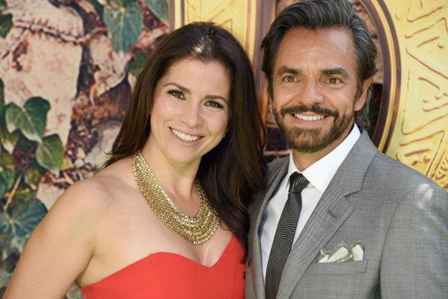 Eugenio Derbez confunde el nombre de Alessandra por otra mujer