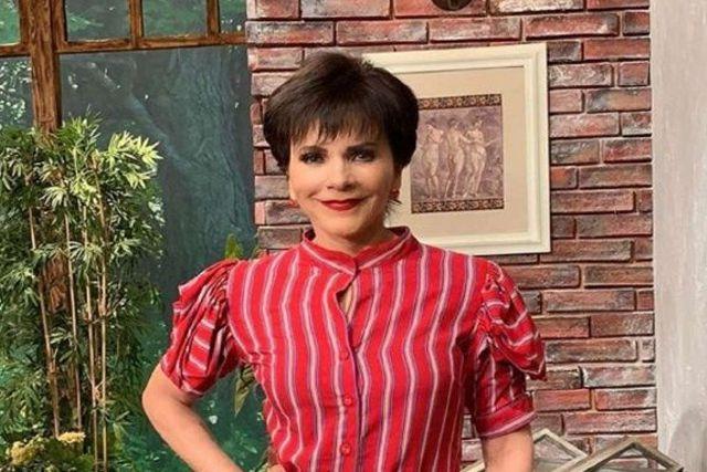 Paty Chapoy viola la cuarentena y desafía a López-Gatell