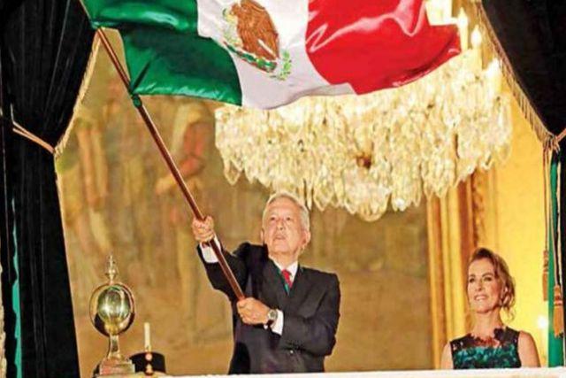 AMLO no cancelará la ceremonia del Grito de Independencia pese a la pandemia