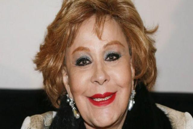 Televisa le quita la exclusividad a Silvia Pinal, se quedó sin trabajo en esta Pandemia