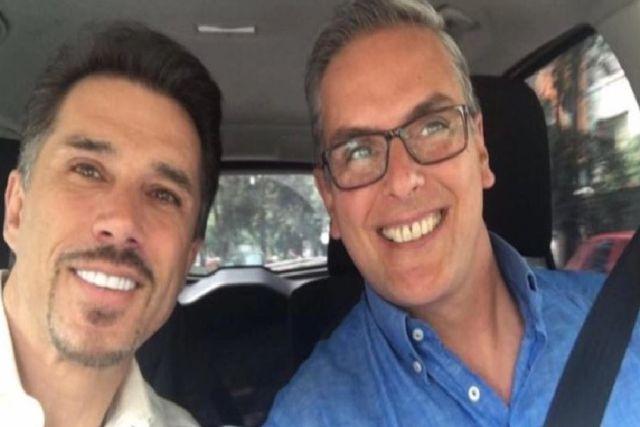 Sergio Mayer advierte consecuencias a quien difunda fotos del suicidio de Xavier Ortiz