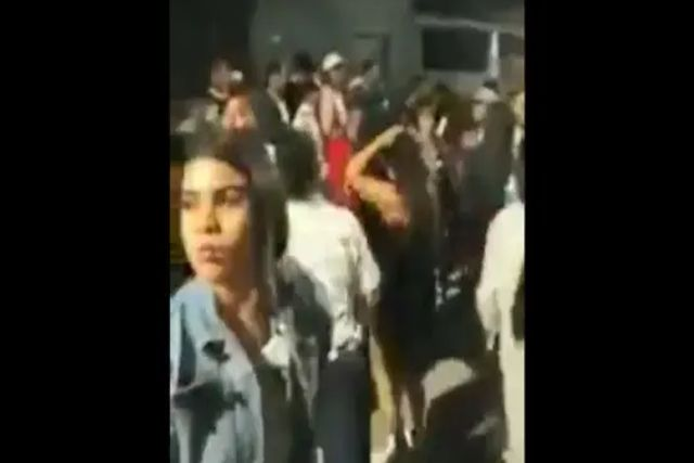 Jóvenes de Aguascalientes arman megafiesta sintiéndose inmunes al Covid-19