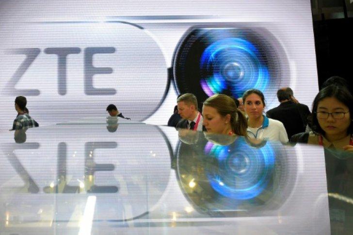 La china ZTE lanza el primer teléfono inteligente para red 5G