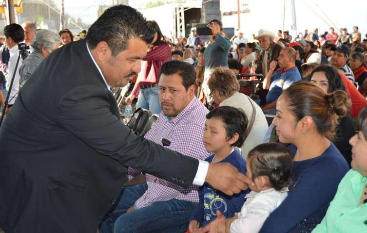Encabezará alcalde de Tepetitla gobierno ciudadano y de resultados