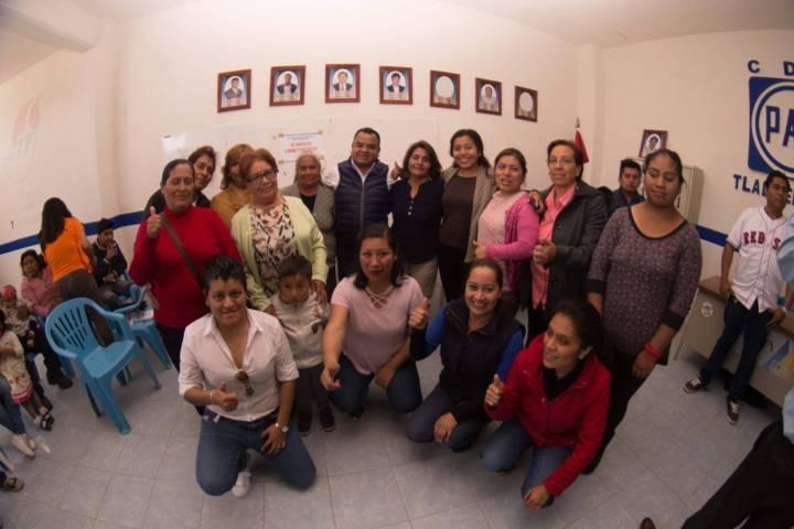 Propone Ángelo Gutiérrez impulsar a liderazgos juveniles mediante intercambios