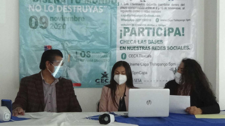"""Ayuntamiento de SPM participa en 1ra Reunion Virtual """"Comites Municipales Contra Las Adicciones 2020"""" (Uneme Capa Spm)"""