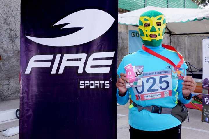 Ratifica Fire Sports su compromiso con el deporte estatal y nacional