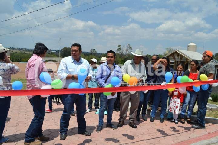 Rivera Mora mejora la imagen urbana de la Cuahutemoc con 1, 200 m2 de adoquín