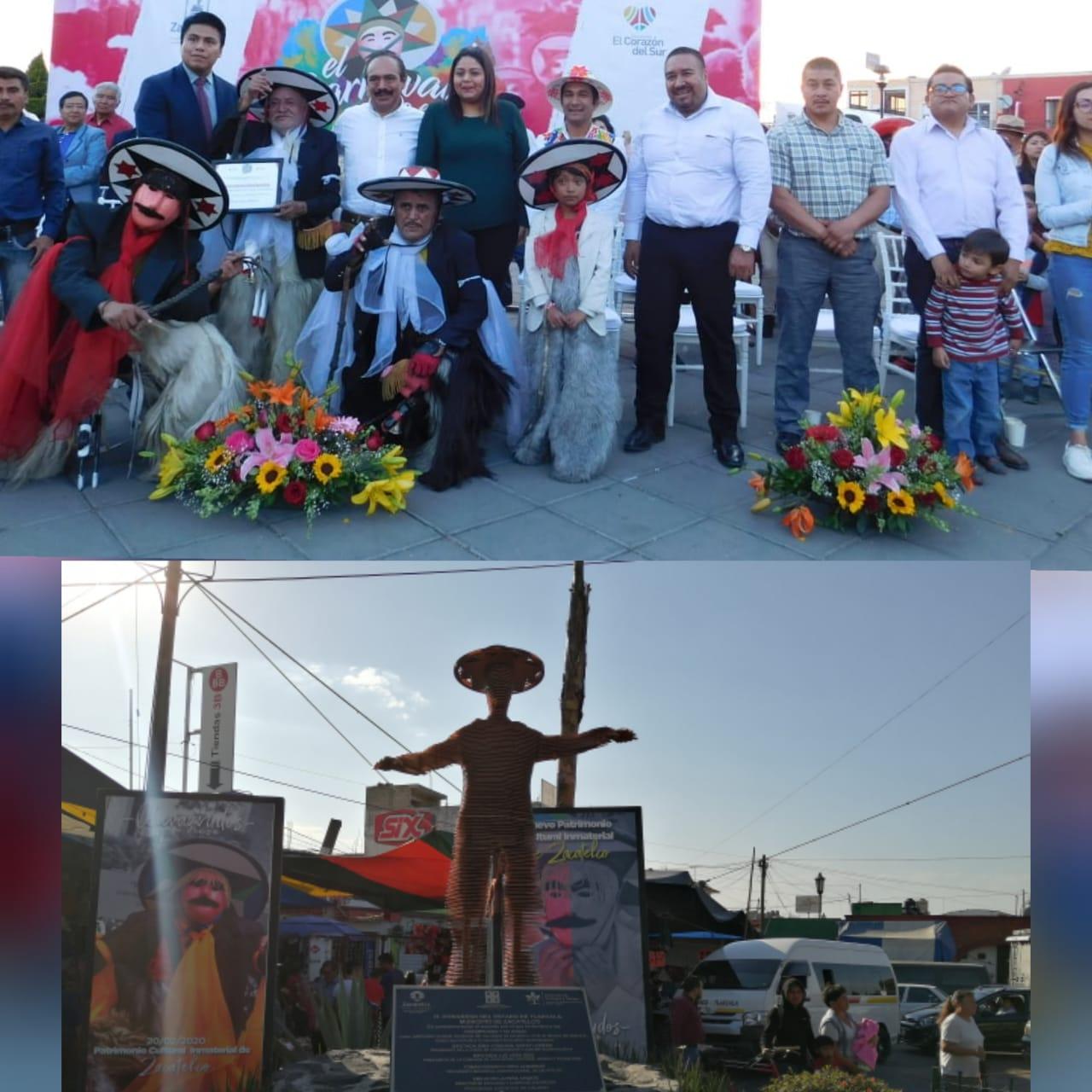 Tomás Orea plasma la historia de los chivarrudos en una placa y monumento