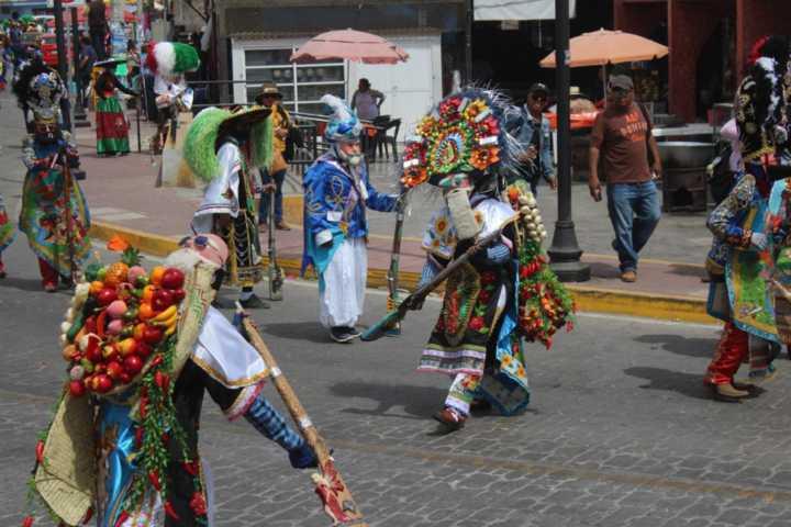 Nativitas abarrotará con el único carnaval de Tlaxcala que utiliza pólvora