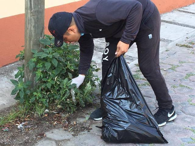 Limpiemos Nuestro México llegó a mejorar el entorno ecológico: Pérez Rojas