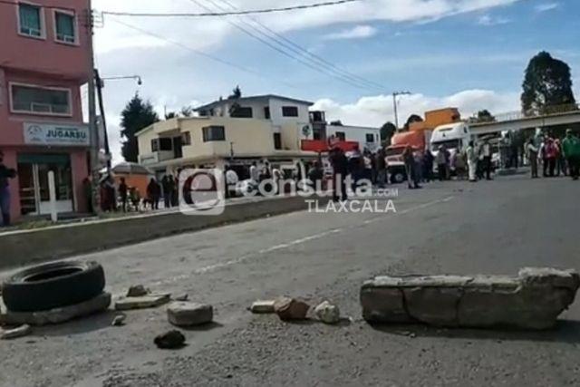Va para largo la solución del conflicto Tlatelulco – Chiautempan