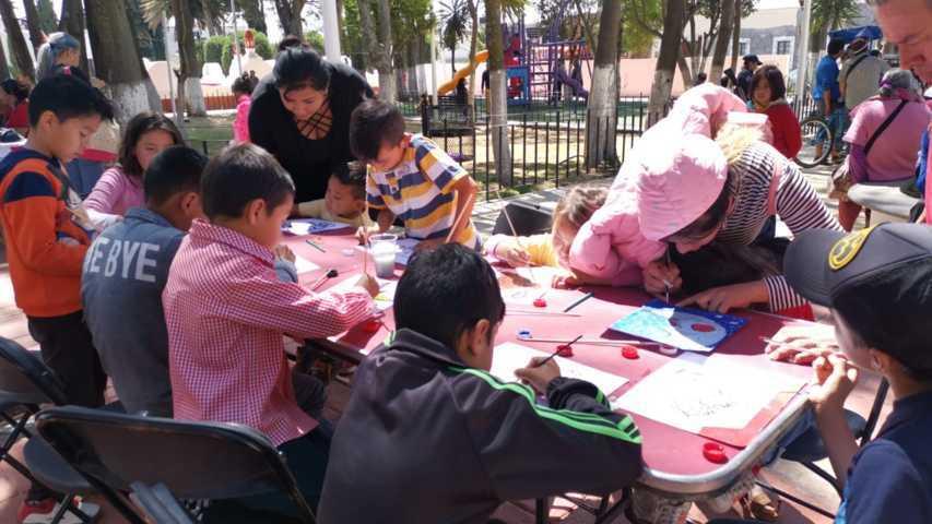 Exitoso arranque de Domingos Culturales en Tetla