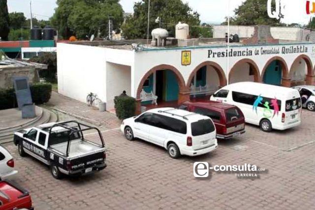 Policía de Quilehtla responsable, pese emergencia sanitaria por el Covid – 19