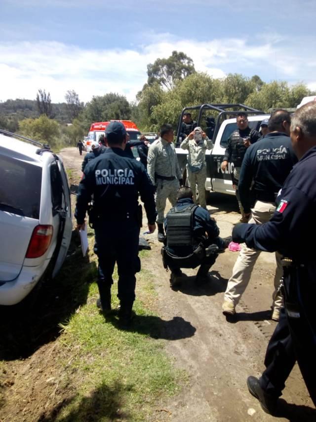Presuntos ladrones roban casa en Yauhquemehcan y son detenidos en Tzompantepec
