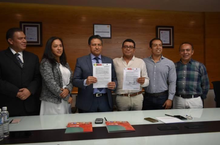 El gobierno de Zacatelco se suma a la seguridad de la UPTx: Tomas Orea