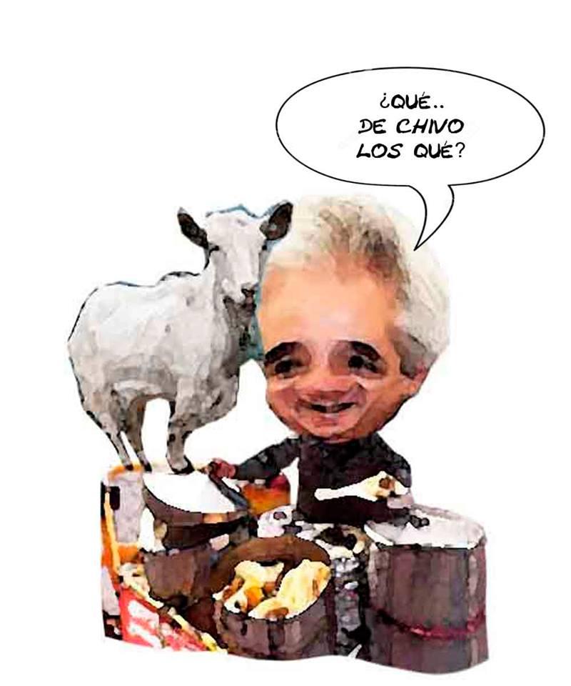 El Cómic De Hoy / Los tamales de chivo
