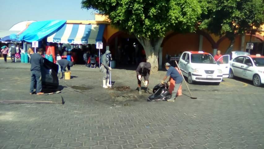 CAPAZ desazolva alcantarillas para prevenir inundaciones en el mercado