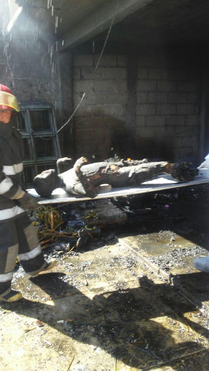 Explosión de bodega de cohetes deja dos muertos y 3 lesionados