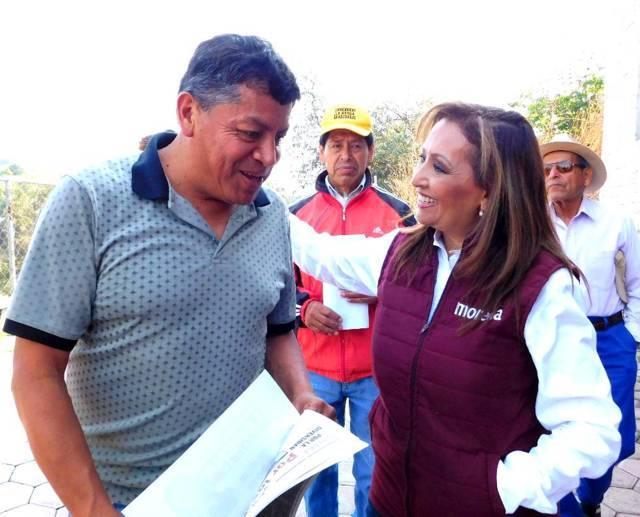 Con AMLO vamos a acabar con la corrupción: Lorena