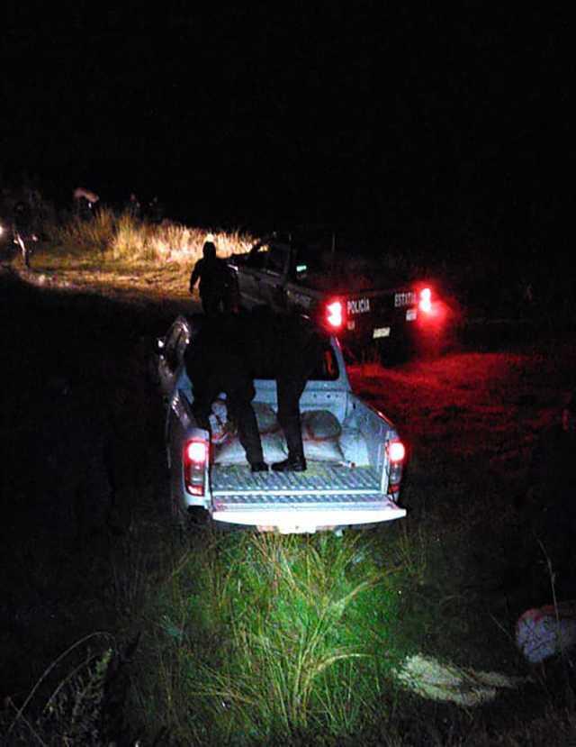 La SSC frustra robo y recupera mercancía en vías férreas en Apizaco
