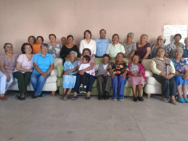 Velar por el cuidado y la atención de nuestros adultos mayores: Pablo Badillo