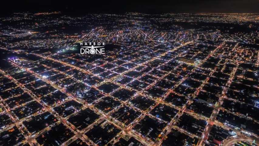Apizaco, la ciudad con la mejor iluminación de los 60 municipios