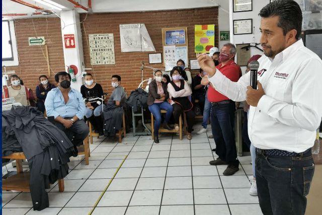 Deberá Morena entregar evaluación y calificación de candidaturas en Huamantla, Apizaco y Totolac