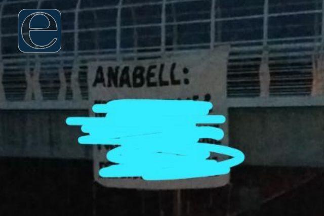 Seguidores de Lorena Cuéllar continúan con guerra sucia contra Anabell