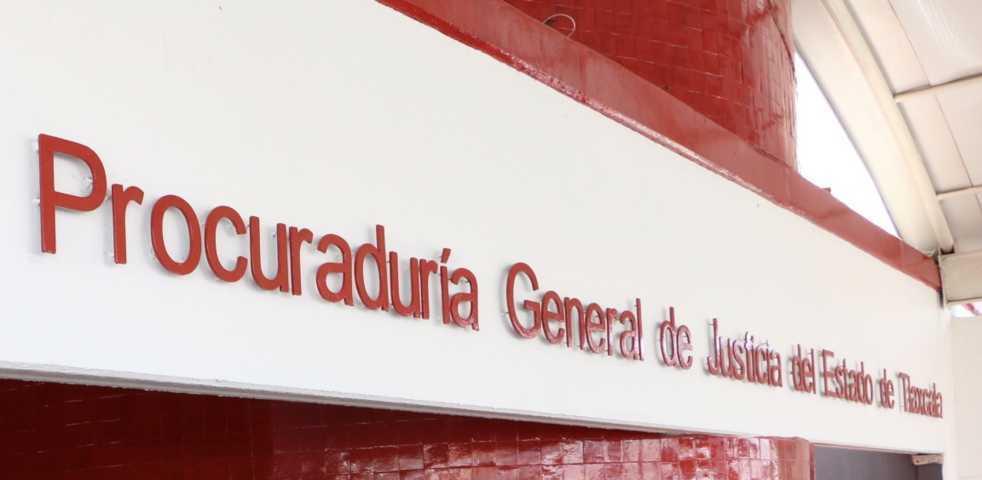 Investiga PGJE robo en una escuela de Tlaxco