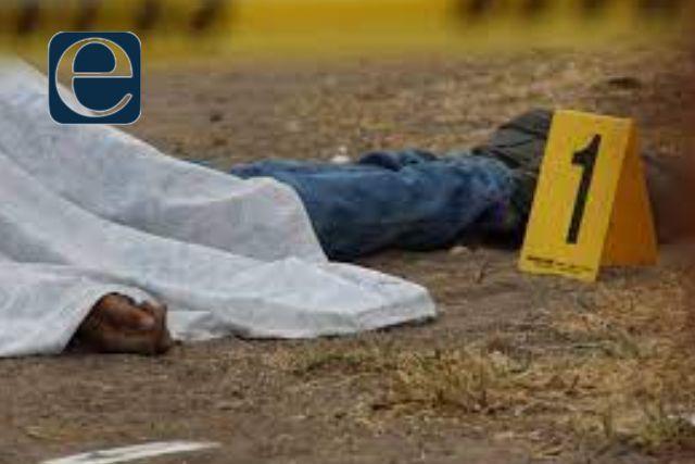 Homicidios se concentran en cuatro municipios