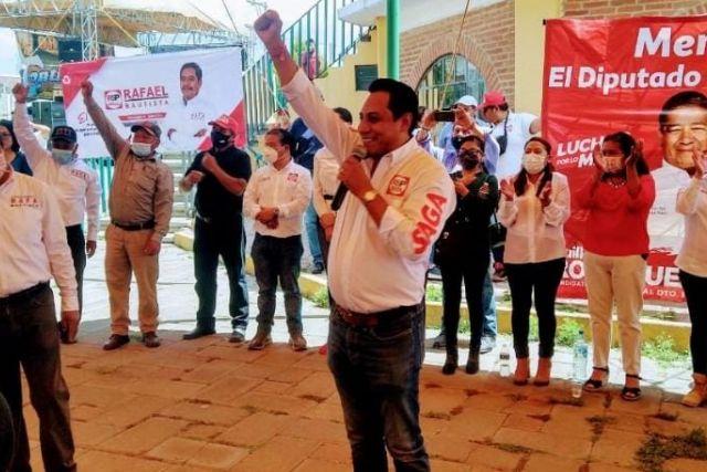 SAGA: el candidato del pueblo tlaxcalteca