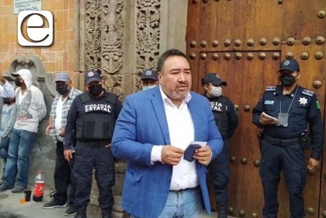 Bloque carretero podría provocar más inconformidades: Badillo Jaramillo