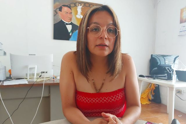 Urge rescatar la esencia de Totolac: Marlene Alonso Meneses