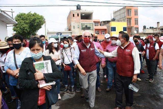 Manejo de recursos de manera honesta y transparente, compromete Gustavo Jiménez