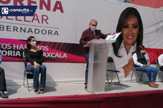 Anabel Avalos ya gastó casi 5 mdp en 15 días de campaña
