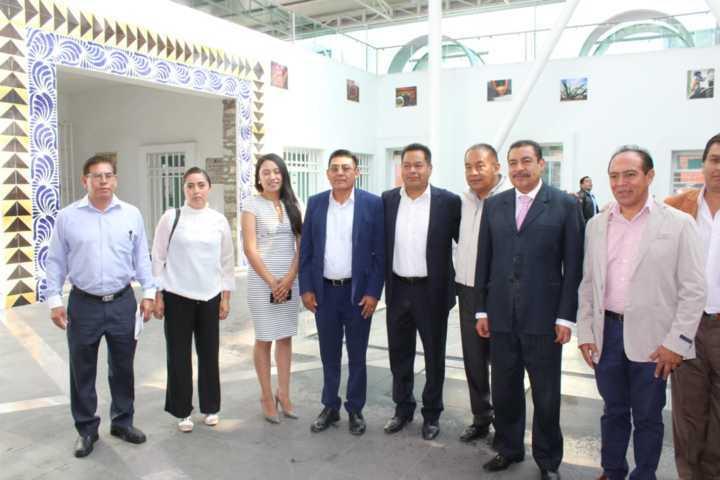Ayuntamiento de Huactzinco firma convenio de colaboración con ICATLAX