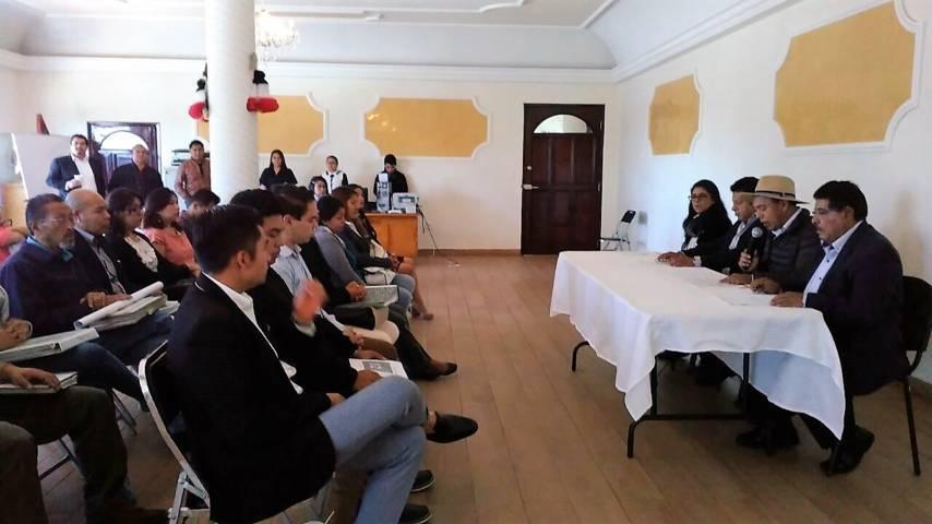 Colegio Tlaxcala supervisa Agende para el Desarrollo Municipal