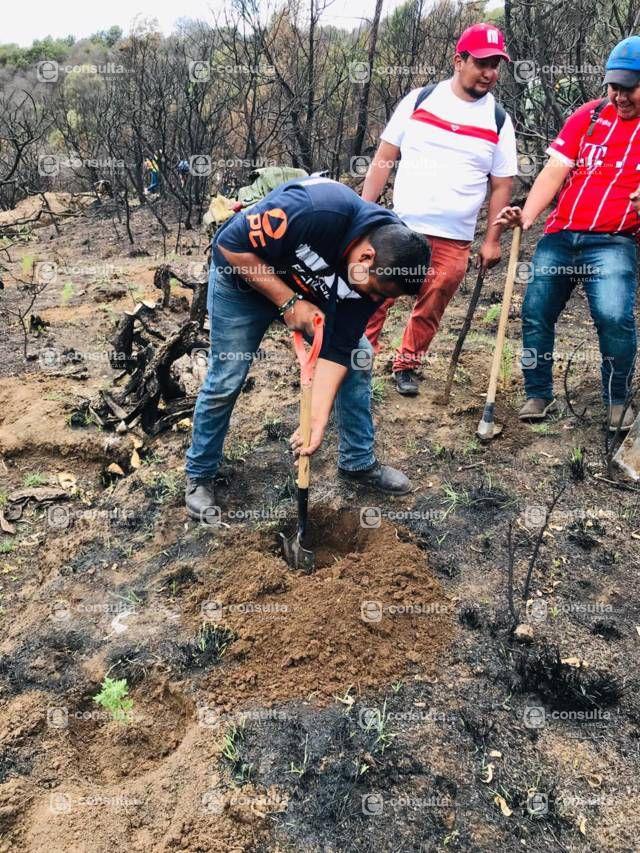 En Hueyotlipan contribuimos al cuidado del medio ambiente, es tarea de todos: CAG