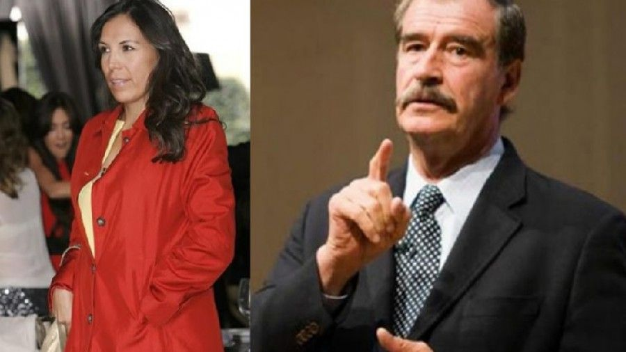 Vinculan a la hija de Vicente Fox con secta NXIVM que esclavizada a mujeres