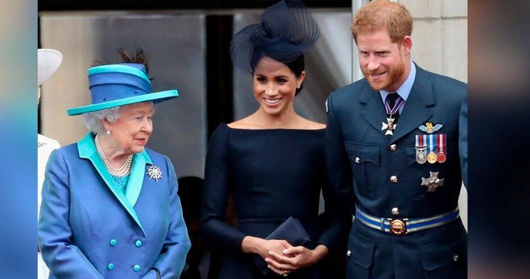 Esposa del Príncipe Harry le prohíben usar jeans como la gente normal