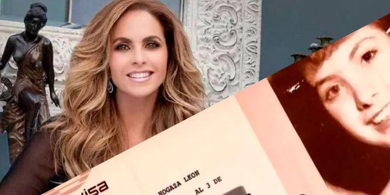 Lucero asegura no conocer el prosticatálogo de actrices de Televisa