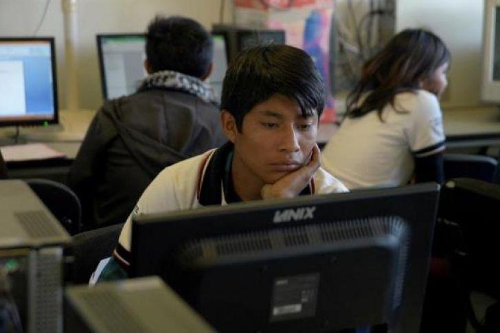 En una comunidad de Chiapas crean una intranet con contenido propio