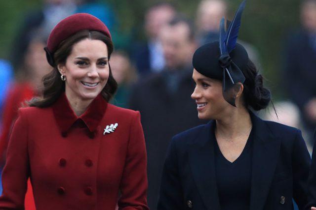 Por celos Meghan Markle aurrinó el cumpleaños de Kate; afirma media hermana