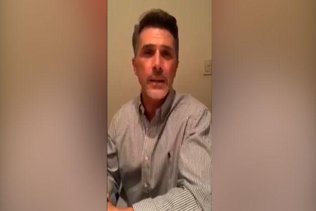 Sergio Mayer envía fuerte mensaje a AMLO sobre la salud de los mexicanos